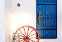 Exterior doors/外部ドア
