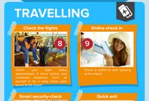 Travel Infographics / The best Infographics about travel on the web