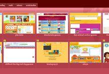Kindergarten Learning Websites