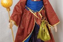 куклы из сказок