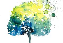 watercolour craze