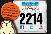 2014 Columbus Marathon / by Columbus Marathon
