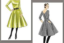 Sewing Patterns / by Jemima Bicknell