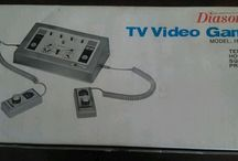 Vintage Video Game Consoles / Video game console or games or controllers for systems