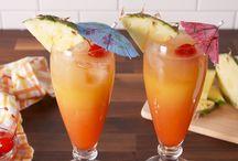 tropical island drinks