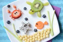 Funny Food for kids/ creative food ideas