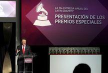 15th Annual Latin GRAMMY Awards - PREMIOS ESPECIALES 2014