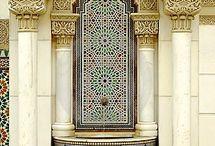 Arquitectura marroquí.