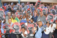 Kumba Iron Ore Kolomela Mine spoils Grade 1's