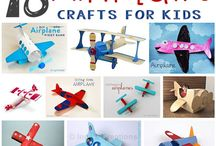 Crafts for the Kids / Crafts for the boys