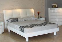 Chambre design / Une déco au tempérament affirmé ! Des formes audacieuses et arty, voici ce que vous propose le style Design !