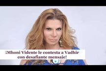 ¡Mhoni Vidente le contesta a Vadhir con desafiante mensaje!