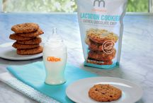 munchkin + milkmakers / Milkmakers is joining the Munchkin family! Milkmakers seeks to empower women through breastfeeding by creating a delicious variety of cookies + tea that increase milk supply.