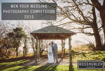 Win Your Wedding Photography 2015 / Win your wedding photography with me - Ross Hurley Photography this year with £1195! Just head to http://www.rosshurley.com/win-your-wedding-photography-competition-2015/ and fill in the online form.