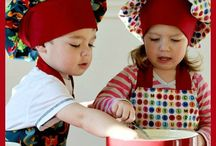 Cooking/Baking/Tea Party/Picnic Theme