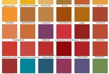 Autum Colour Types