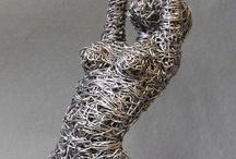 metal figurler