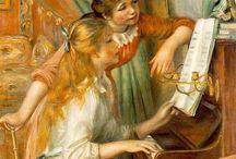 ARTIST STUDY / by Edith Piaf