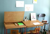 Kids room / Kids Desk