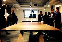 conference table / javier palomares okamura corporation contract furniture neocon 2015