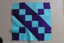 Nice quilt block pattern.