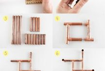 DIY - Pipe - Copper