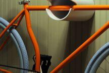 Pyörän säilytys