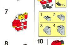 Lego navody