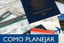 viagem Internacional..