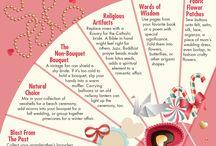 Wedding Flowers / Wedding flowers and wedding floral arrangements for your wedding ceremonies ideas book.