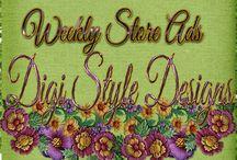 Digi Style Designs Weekly Ads / Digi Style Designs Weekly Ads