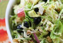 Salad / by Caitlin Lehrfeld