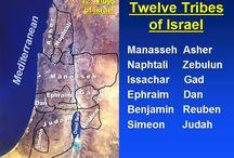 **BIBLICAL MAPS**