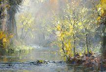 2) Landscape - Rex Preston