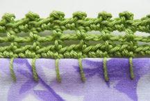 crochet / by Crystal Wilcox