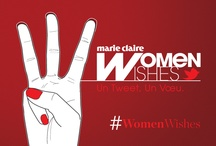 #WOMENWISHES / by Marie Claire France