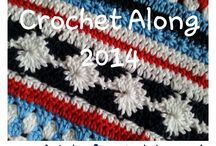 Mijn Crochet along 2014 deken