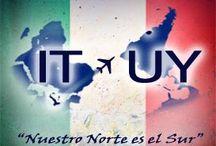 ItaliaUruguay.com / ItaliaUruguay.com è un sito di attualità con notizie, eventi e curiosità sull'Uruguay. Gestito da 2 terroni a Montevideo, la capitale più a sud d'America