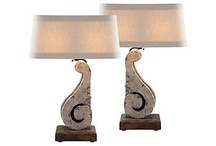 Lamps I Love / by Blue  Creek Home Rhonda