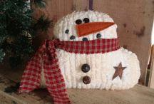Snowmen / Crafts