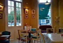Bonnie Parker coffee house