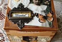 Altered Art! / by Jessica Phillips