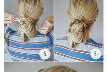 Easy braids / Very easy braids