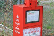Lil free library