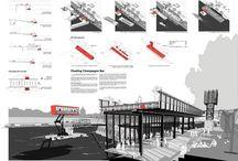 Architecture / Proiecte reprezentative de arhitectura
