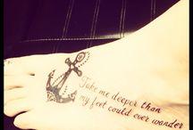 Idéer till tatueringar