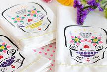 Mariage coloré - Wedding Colors / Inspiration décoration, ambiance, bouquet de la mariée, table, de belles images pour un mariage coloré !