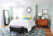 master bedroom / by Ceci B Photography