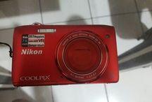 Jual kamera nikon coolpix s3500
