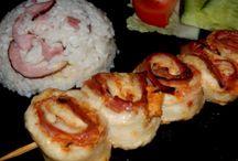 hlavni chod-kuřecí maso